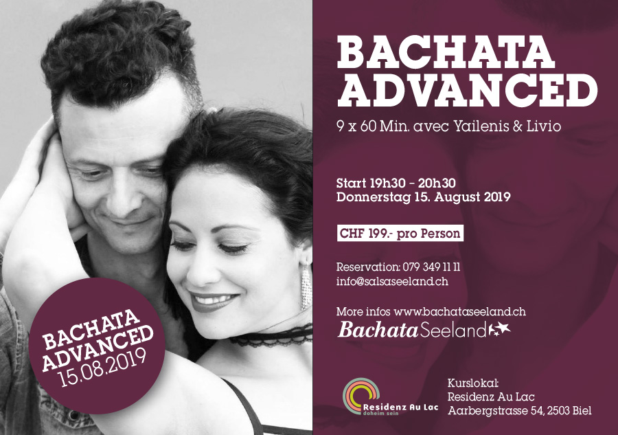 Bachata Advanced