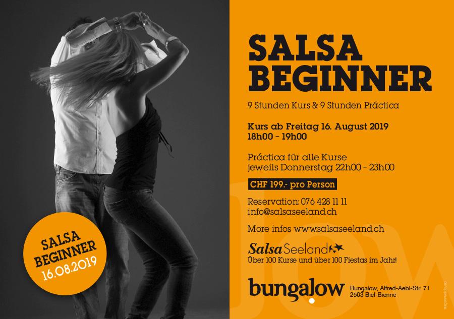 Salsa Beginner