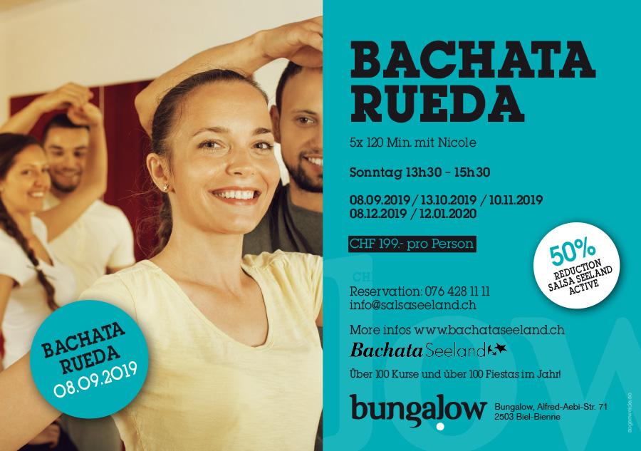 Bachata Rueda