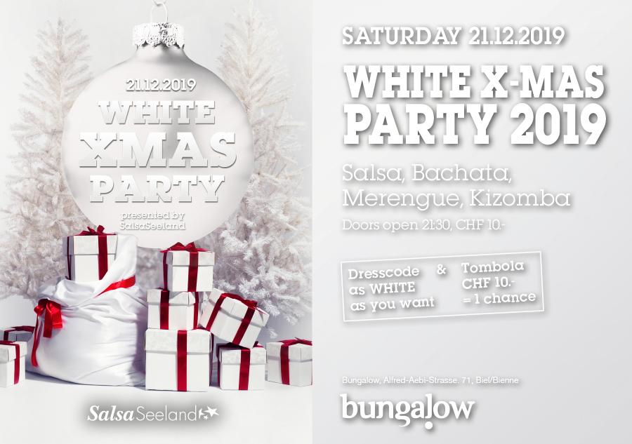 WHITE X-MAS PARTY