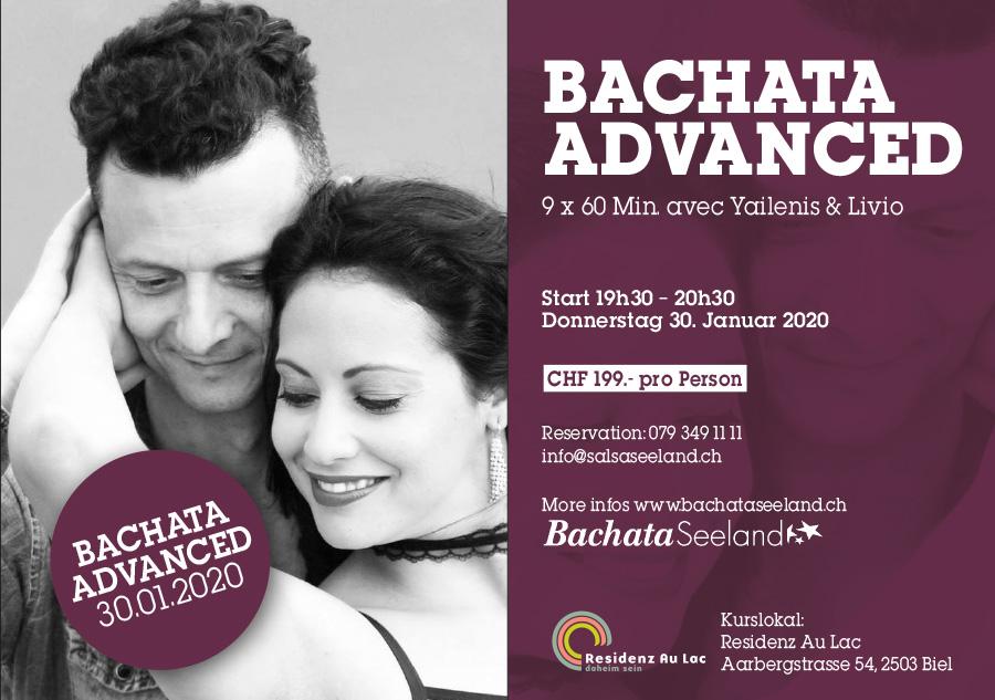 Bachata Advanced